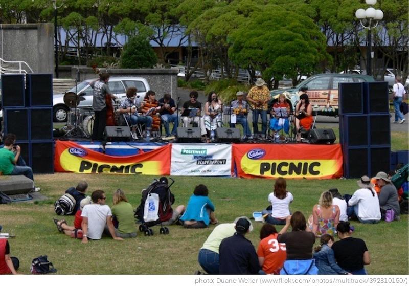 ウクレレピクニック・イン・ハワイ