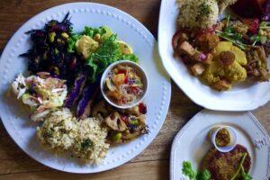 野菜たっぷり! カイマナファームカフェ + デリ