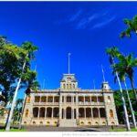 """<span class=""""title"""">ハワイのイオラニ宮殿(イオラニ・パレス)への行き方、見学方法や所要時間は?</span>"""